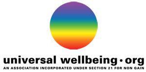 Universal Wellbeing.org Logo